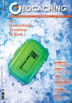 Geocaching Magazin Nr. 1 / 2021