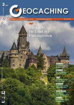Geocaching Magazin Nr. 3 / 2021