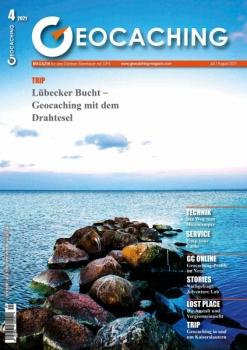 Geocaching Magazin Nr. 4 / 2021