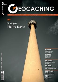Geocaching Magazin Nr. 5 / 2021