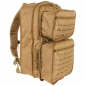 "Preview: Rucksack, ""Compress"", OctaTac - coyote tan"