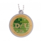 Preview: Challenges Geocoin und Tag Set - D/T Grid