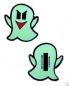 Preview: Virtual Ghost Micro Glow Geocoin