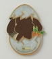 Rabbit in Egg Geocoin - Hansi LE