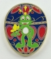 Preview: Signal the Frog® Egg Geocoin 2015
