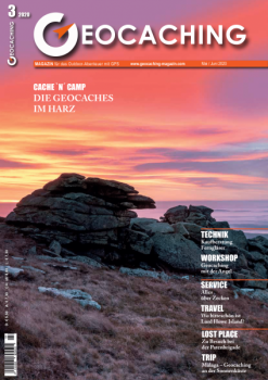 Geocaching Magazin Nr. 3 / 2020