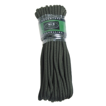 Rope 15 m - olive green