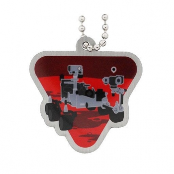 Mars Rover Perseverance Trackable Tag