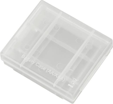 Battery box for Micro (AAA) or Mignon (AA)