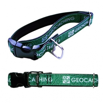 Geocaching Logo Hundehalsband von Cycle Dog®