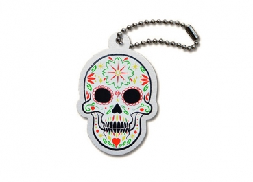 Day of the Dead Travel Tag