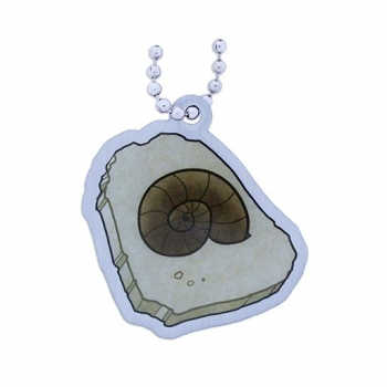 EarthCache™ Fossil Tag - Shell