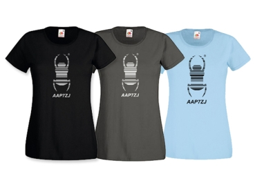 Travel Bug Lady - T-Shirt, different colours
