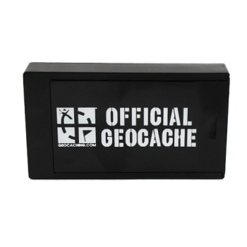 Official Magnetic Box Geocache