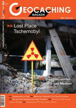 Geocaching Magazin Nr. 2 / 2012