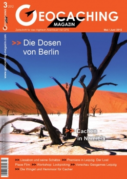 Geocaching Magazin Nr. 3 / 2012