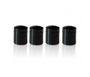 Nano Cache - black - Set of 4 -