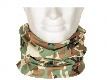 Neck Gaiter - woodland
