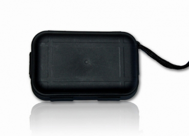 Waterproof Geocache Box - Black