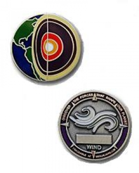 Four Elements Wind Micro-Geocoin