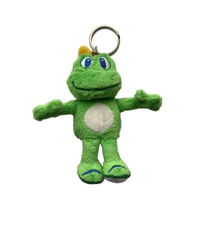 Micro Signal the Frog® Plush mit Schlüsselring