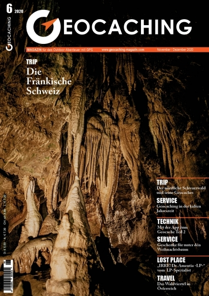 Geocaching Magazin Nr. 6 / 2020