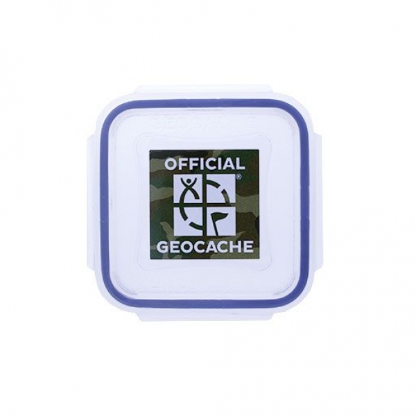 5 x Ready to Hide MICRO Geocache Containers w//LABEL LOG SHEET WATERPROOF