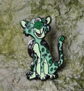 Edward the Leopard Pin - glow i.t.d.