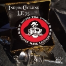 Pirates make Legends Geocoin - Indian Cyclone LE 75