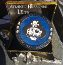 Pirates make Legends Geocoin - Atlantic Hurricane LE 75